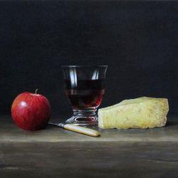 A Light Repast, Ian Mastin