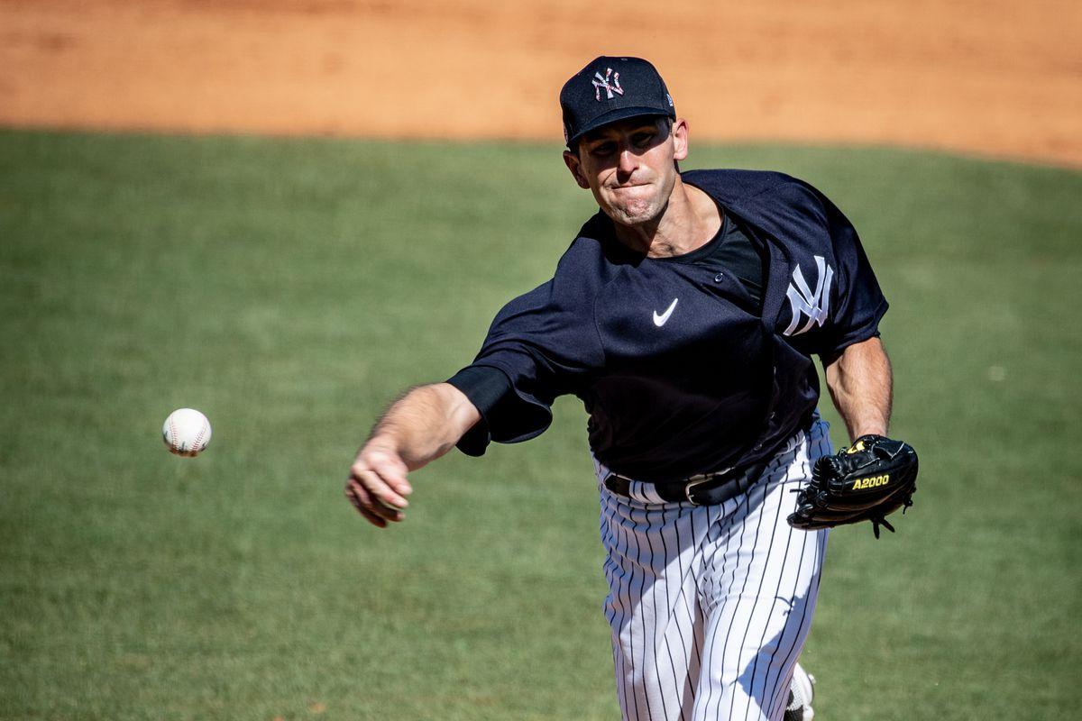 New York Yankees' Pitcher Darren O'Day