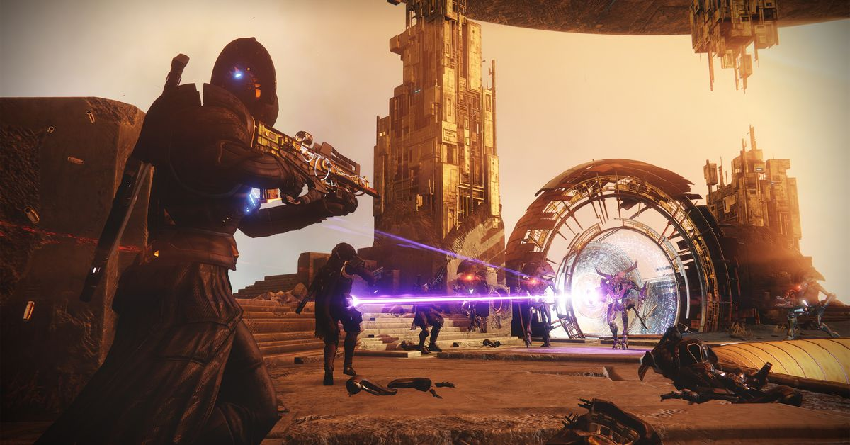 Destiny 2's raid is expanding in a massive way in Curse of Osiris