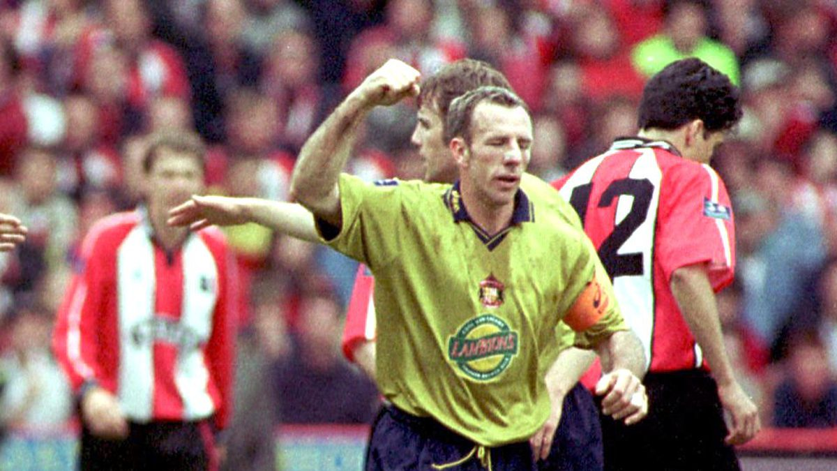 Soccer - Nationwide League Division One - Play-Off First Leg - Sheffield United v Sunderland