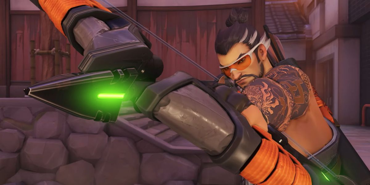 Image of article 'Overwatch's new map, Kanezaka, goes live with a Hanzo in-game challenge'