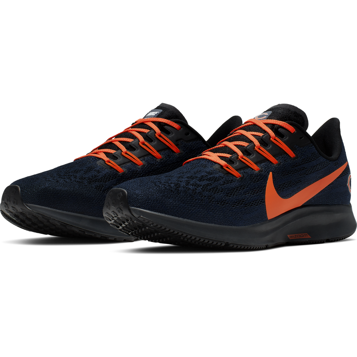superior quality 6fdff e56d4 Nike drops the new Air Zoom Pegasus 36 Bears shoe collection ...