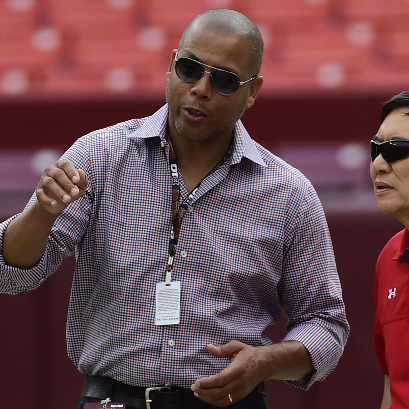 1628886cddf6 Maryland hires search firm to help find next football coach ...