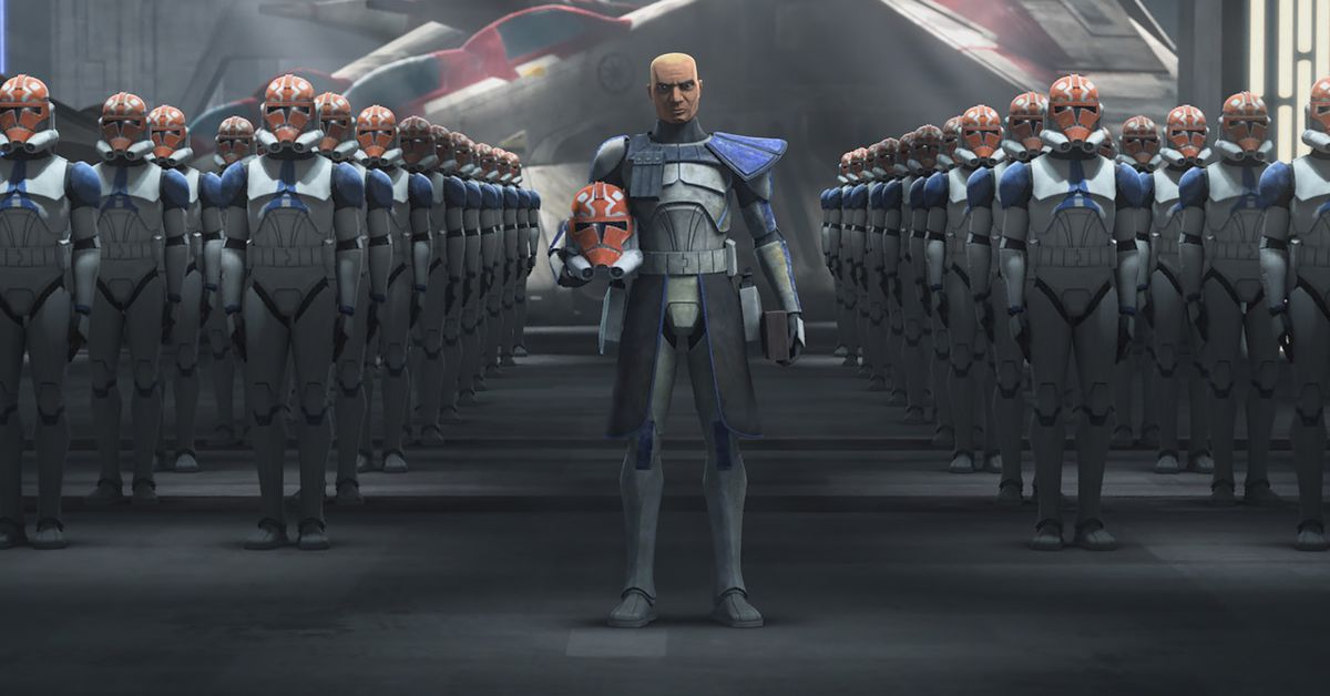 The revived Star Wars: The Clone Wars is still a story about the human side of war