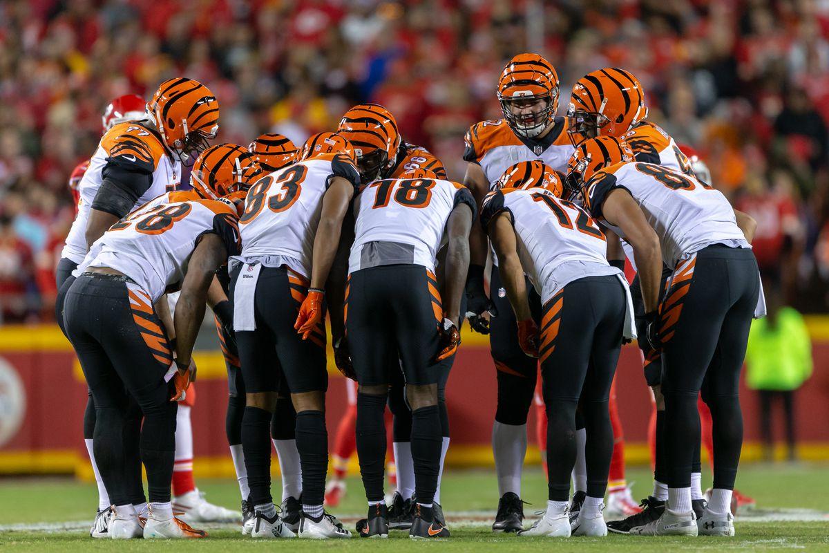 NFL: OCT 21 Bengals at Chiefs