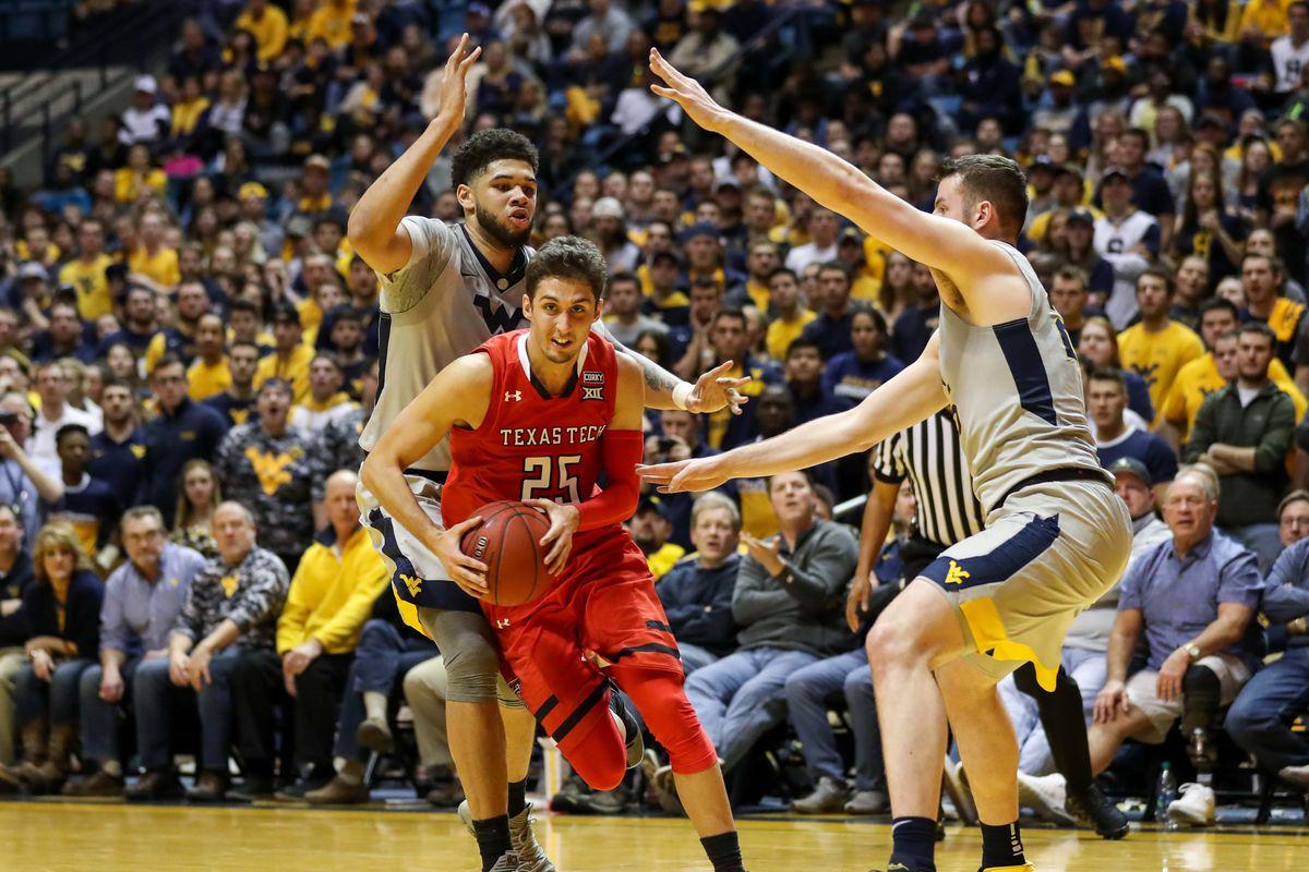 NCAA Basketball: Texas Tech at West Virginia