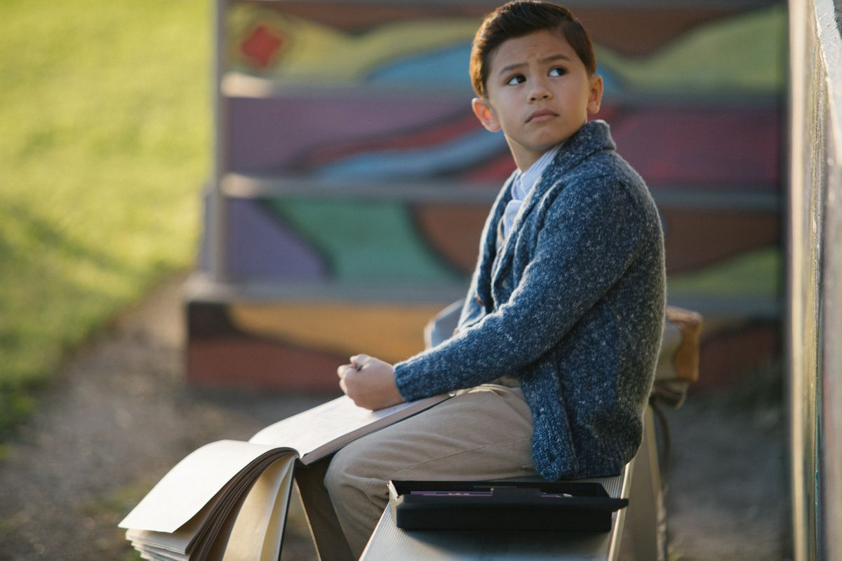 Charles Wallace in 'A Wrinkle in Time'