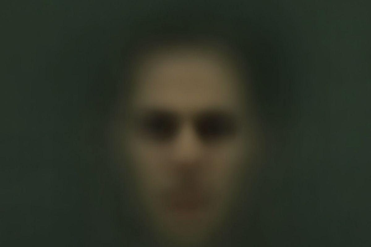 "The Matrix ""Portrait"" by Shinseungback Kimyonghun"