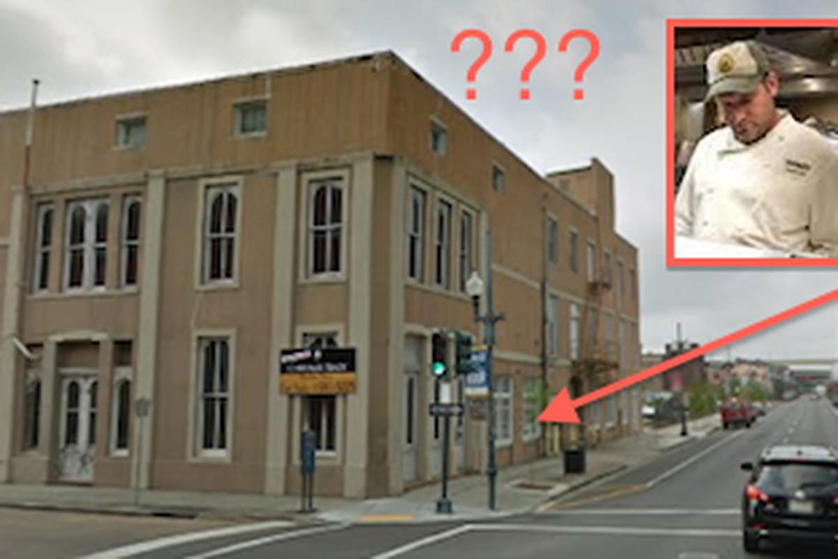 "Potential site of Donald Link's new seafood restaurant [Photos: Google Maps/<a href=""http://jimnnicks.blogspot.com/2011_03_01_archive.html"">Jimnnicks</a>"