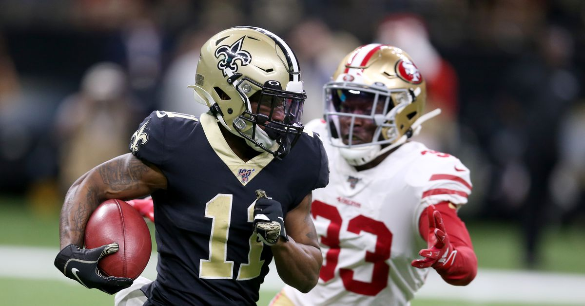 Saints Lose Heavyweight Battle 48-46 to the 49ers