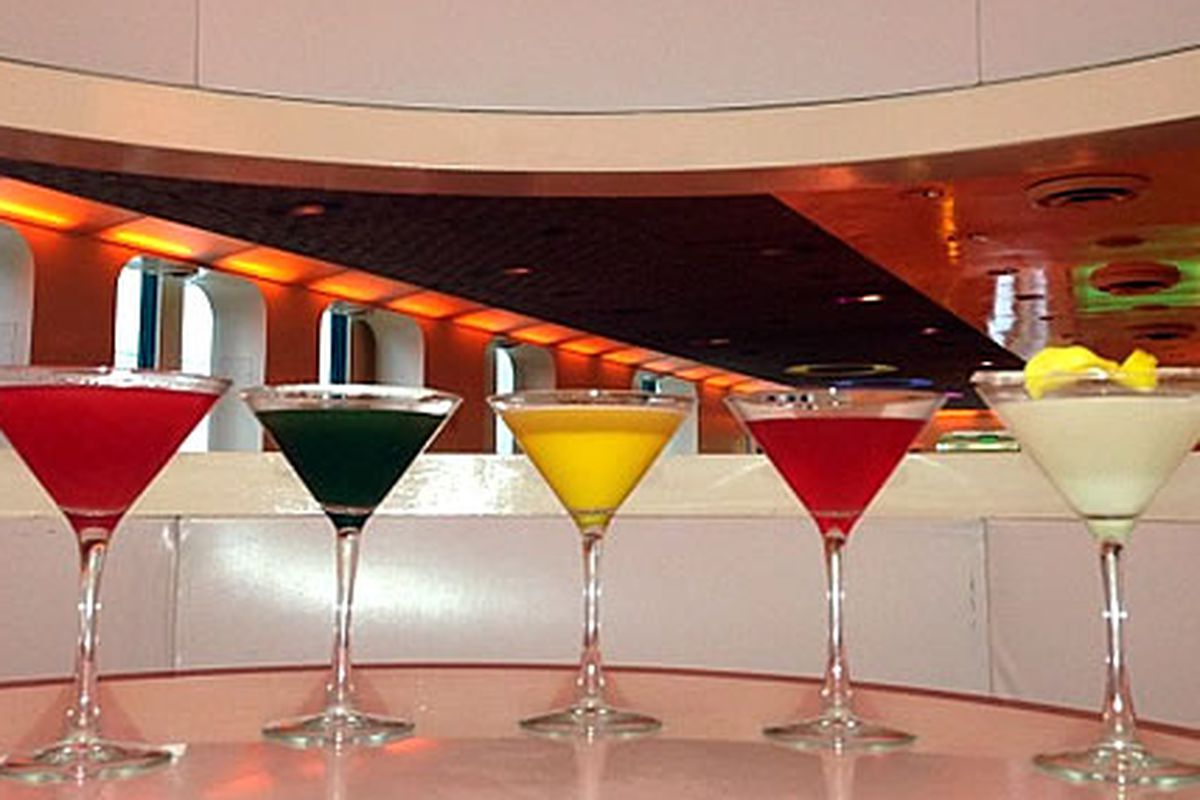 Pod has upped their color cocktail game.