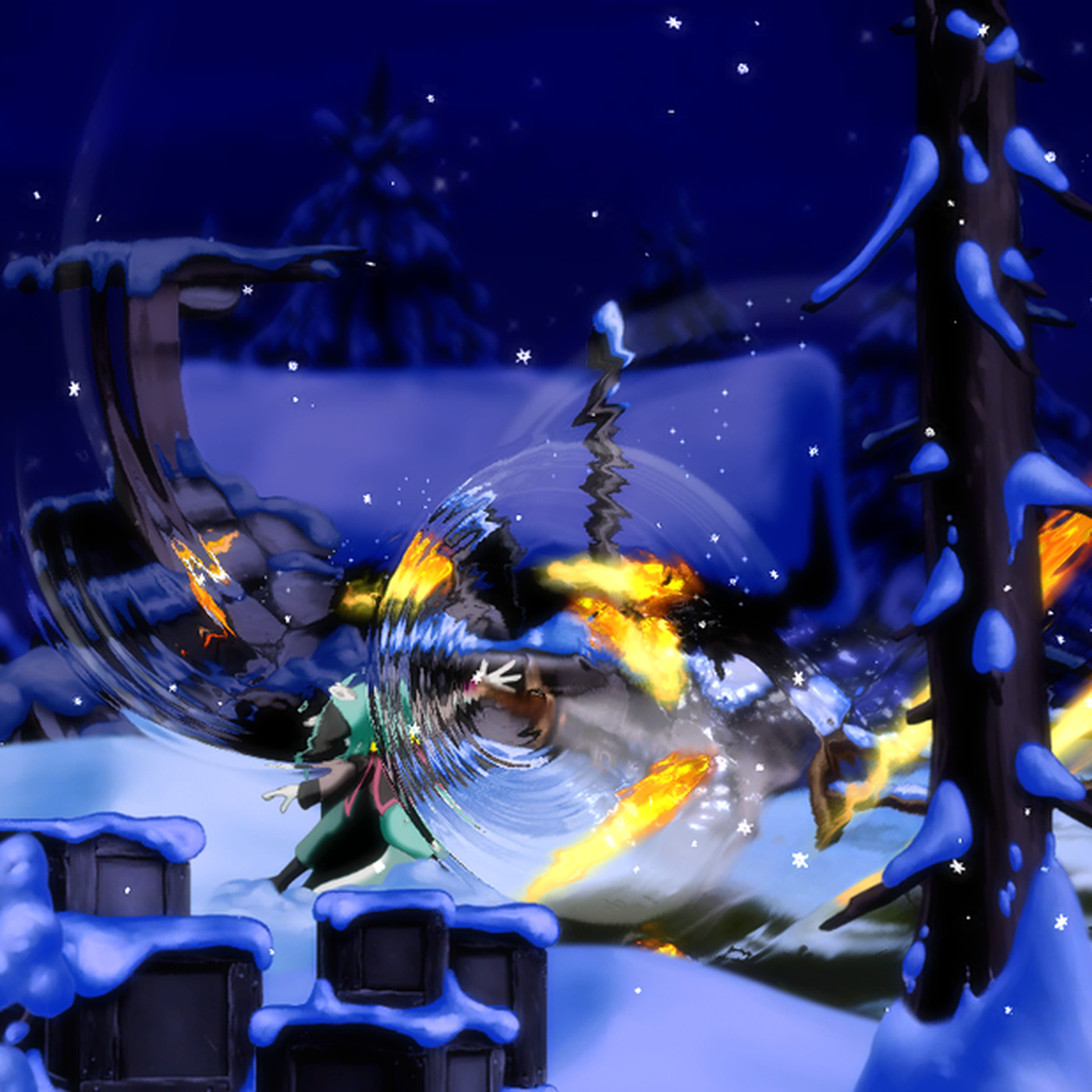Dust An Elysian Tail Is Coming To Steam Developer Hoping For