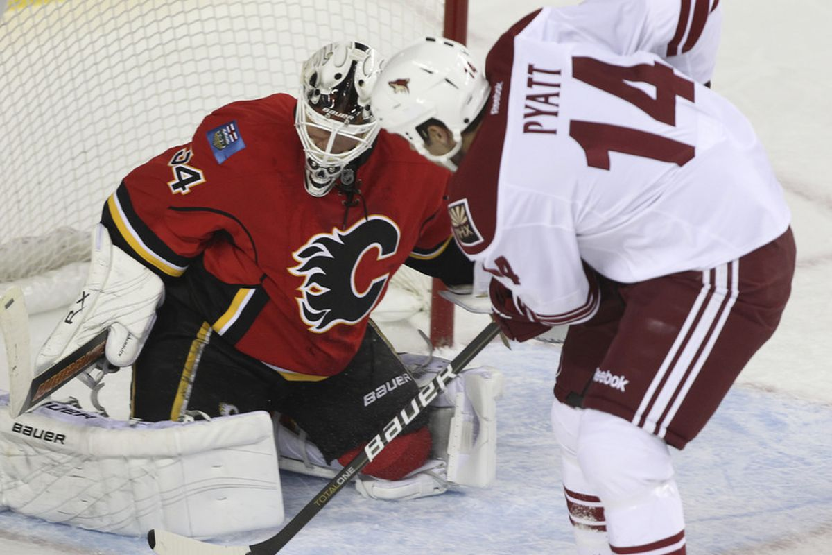 Will this guy help or hurt the Flames this season?