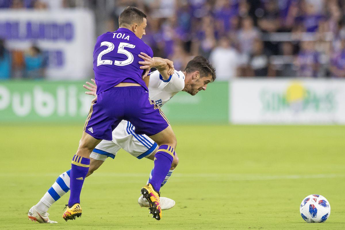 SOCCER: JUN 23 MLS - Montreal Impact at Orlando City SC