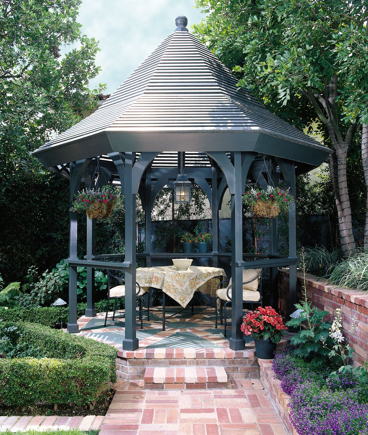 Building A Great Gazebo This Old House