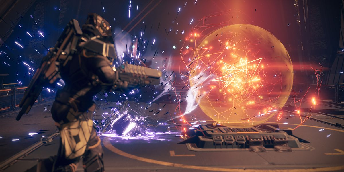 Destiny 2 cutscene teases Rasputin vs. Osiris next season