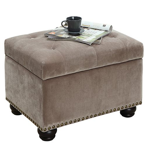 Best Ottomans Under 200 Curbed