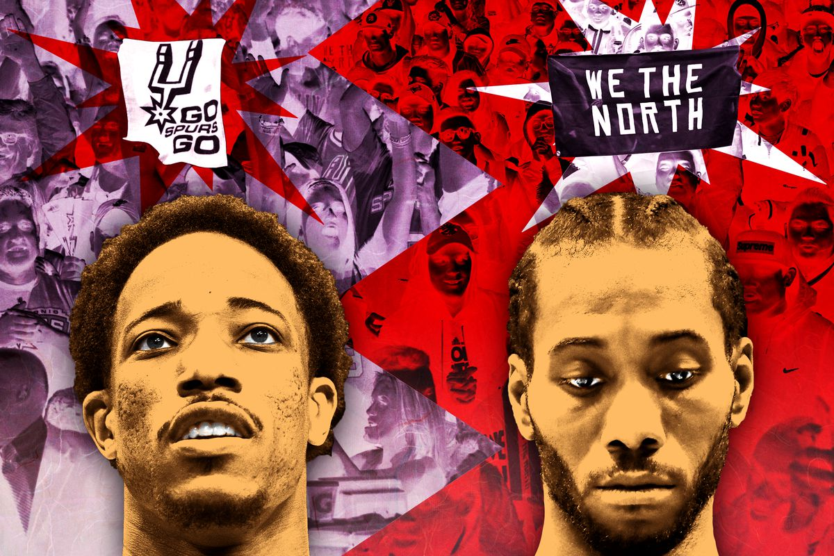 9256d9a84 The Kawhi-DeRozan Trade Is a Win for Both the Spurs and Raptors ...