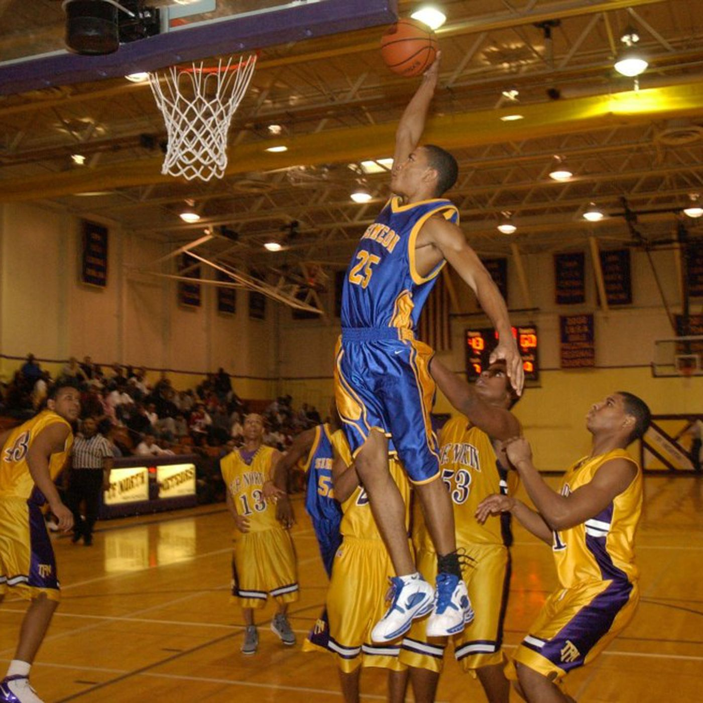 2007 Chicago Sun-Times Player of the Year: Simeon's Derrick Rose