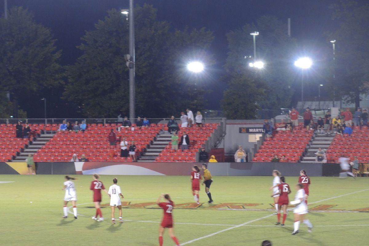 59f0587b938 B1G game two - women s soccer hosts Michigan - Testudo Times
