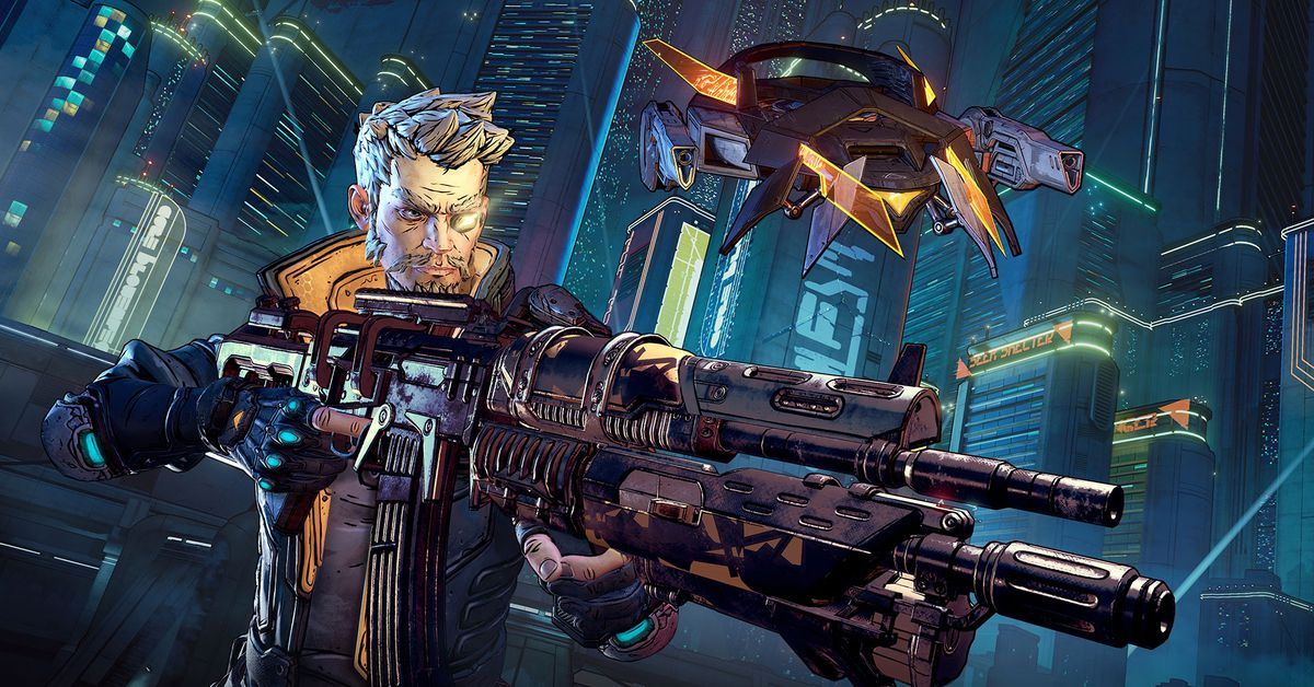 Borderlands 3's anniversary celebration kicks off with in-game drops