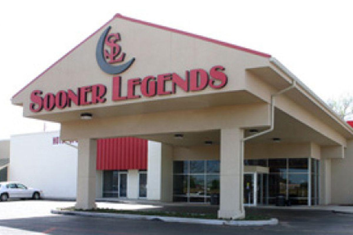 Sooner Legends Inn & Suites is the title sponsor to the 2012 CCM Pick'em Contest