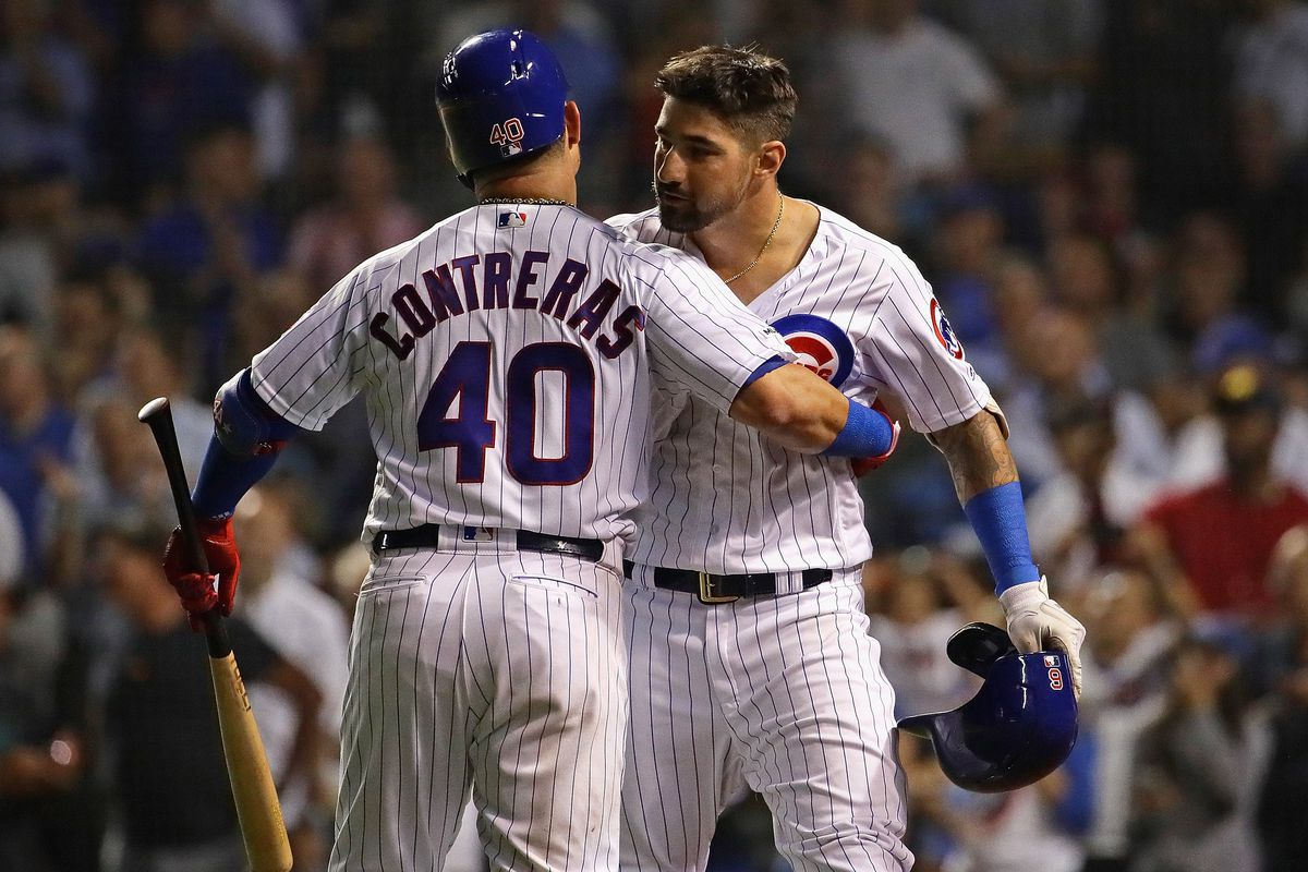 the best attitude 00a21 f3eff Chicago Cubs vs. Milwaukee Brewers preview, Thursday 9/5, 6 ...