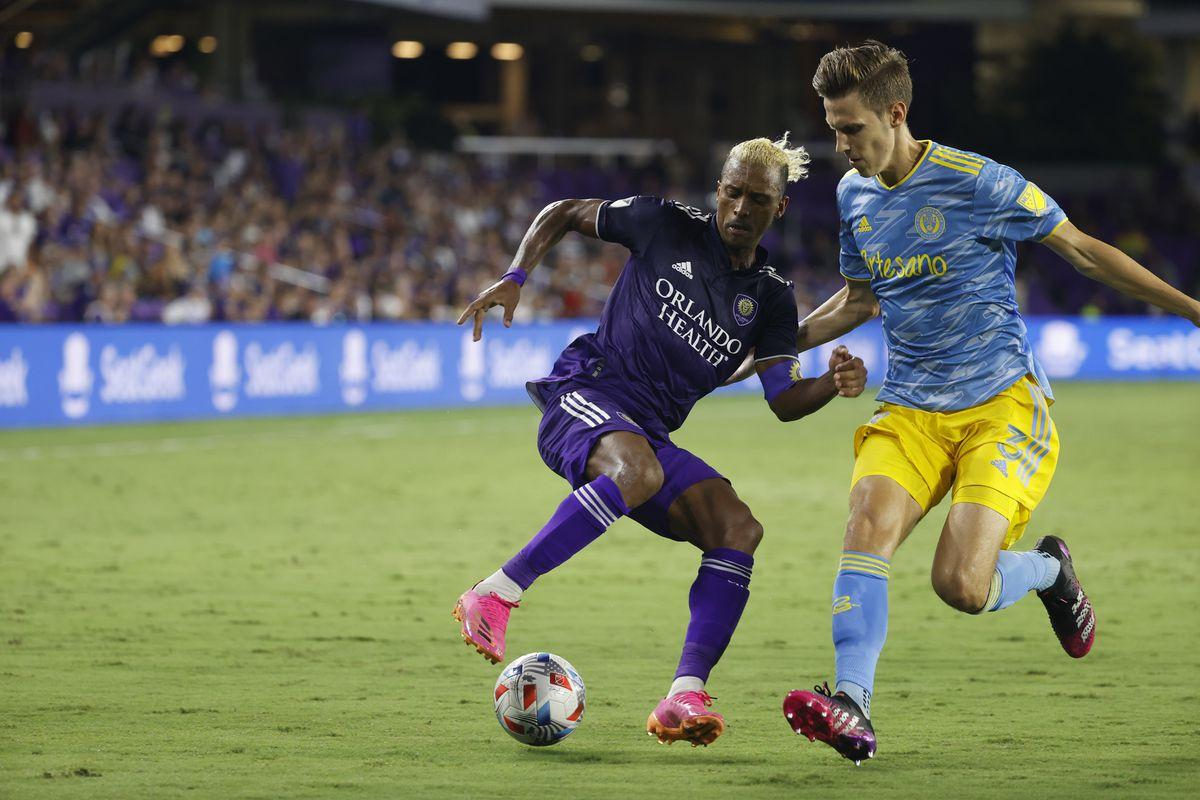 MLS: Philadelphia Union at Orlando City SC
