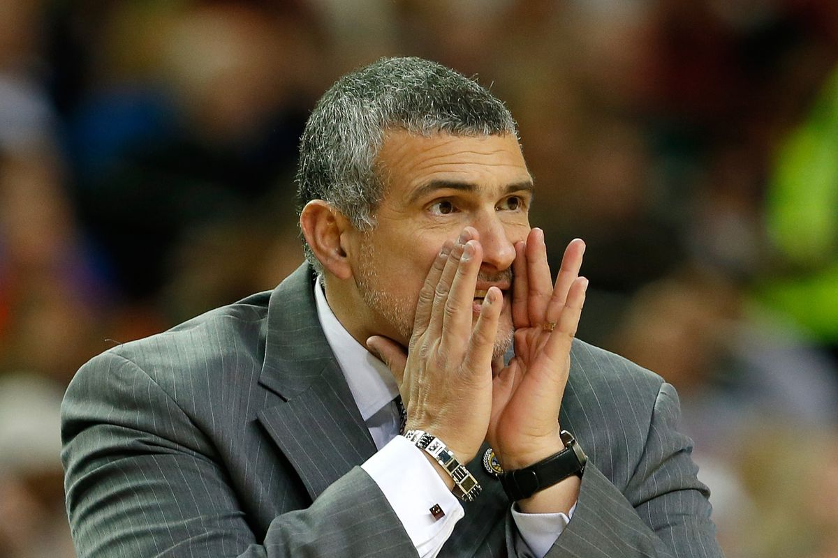 Frank Martin tries to reel in a major recruit from the northeast.
