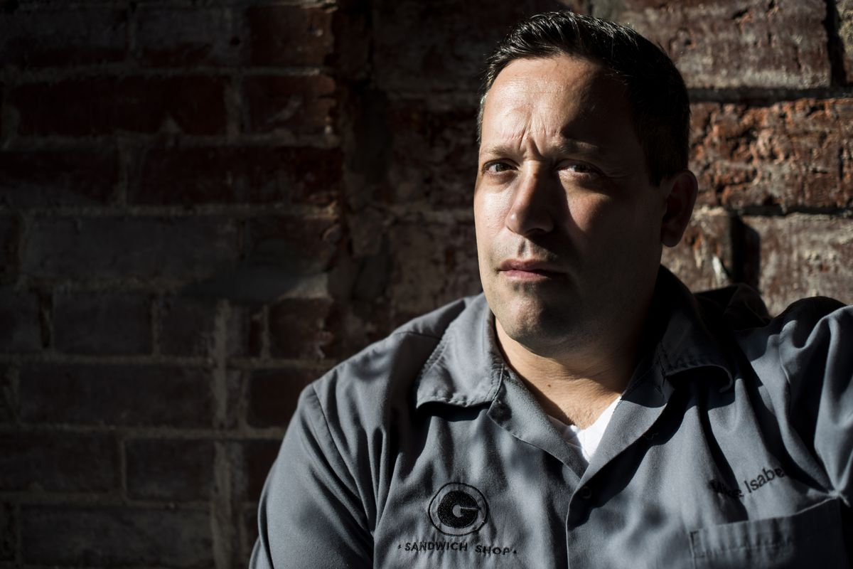 mike isabella