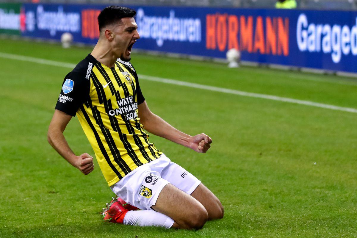 Vitesse v VVV Venlo - TOTO KNVB Beker