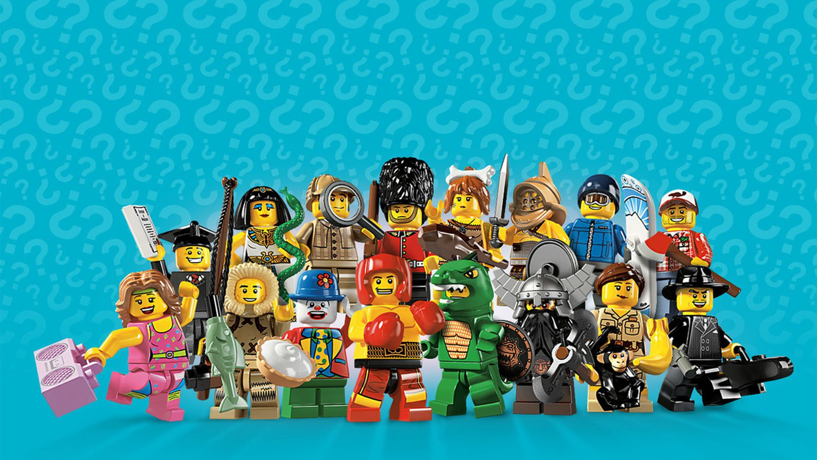 Lego Minifigures Online Heading To Windows Pc And Mobile