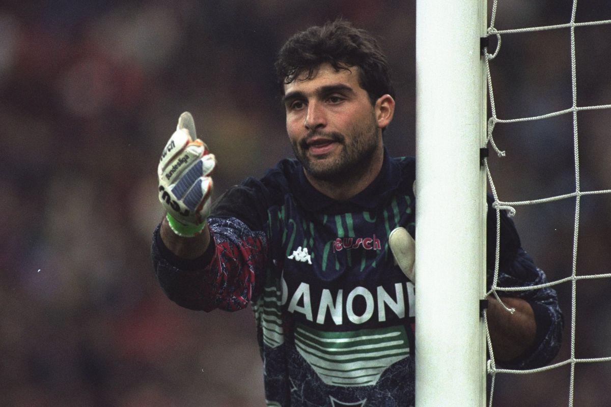 Angelo Peruzzi of Juventus FC