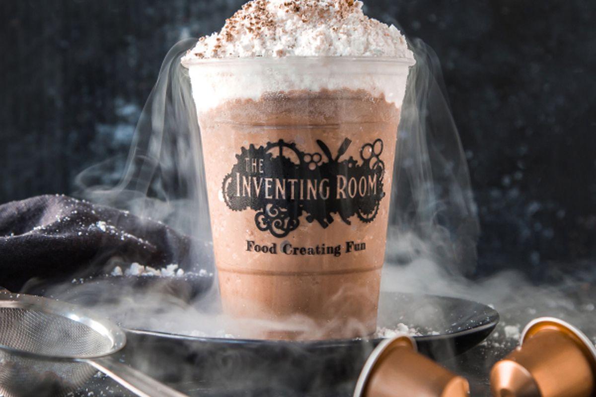 The Inventing Room Dessert Shop