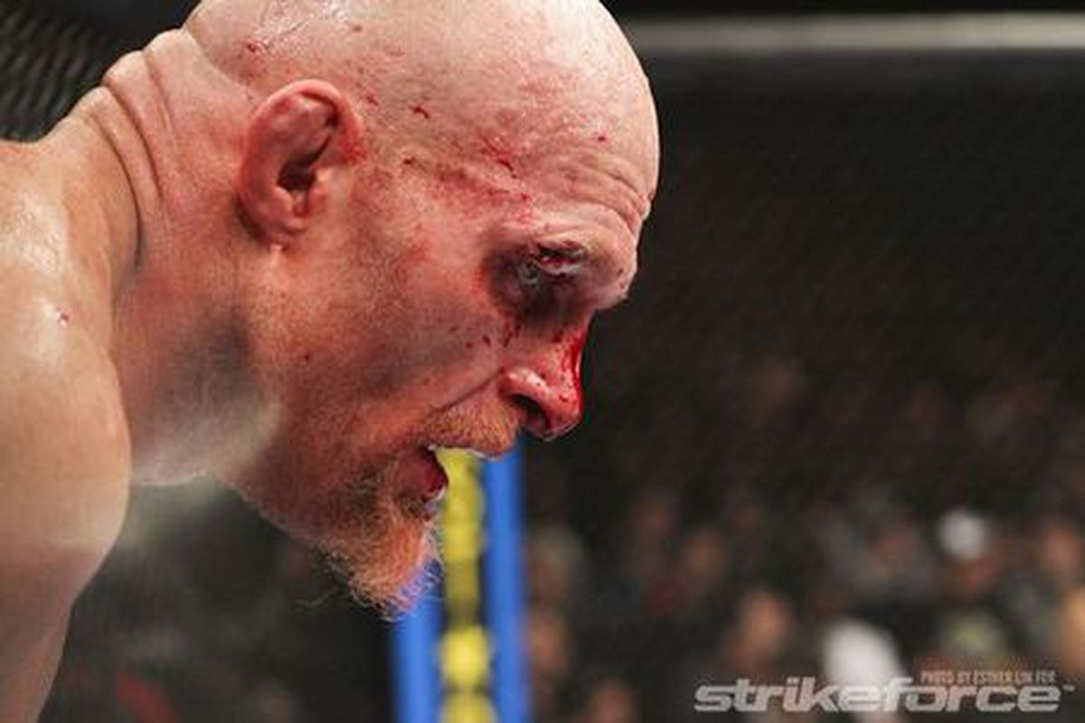 Former UFC light heavyweight contender Keith Jardine announced his intention to make his middleweight debut at a December Strikeforce show. (Photo by Esther Lin via Strikeforce)