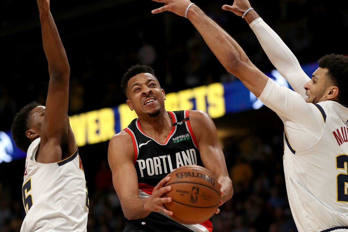 Portland Trail Blazers v Denver Nuggets - Game One