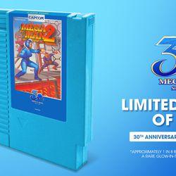 Mega Man 2 30th Anniversary Classic Cartridge