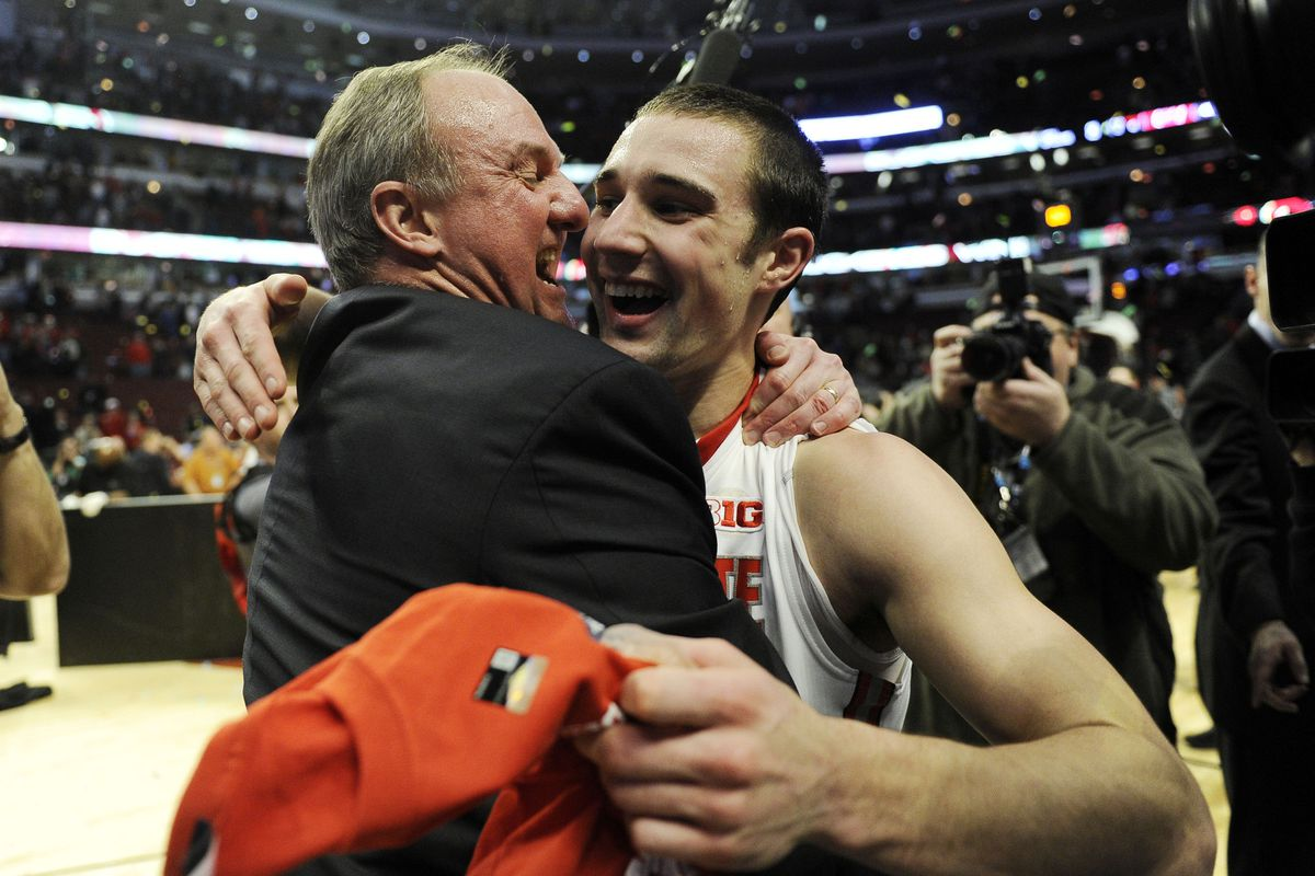 Thad Matta talked about the transition for Ohio State after the graduation of Aaron Craft