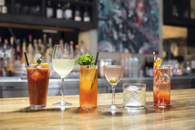 Majordomo weekend cocktails
