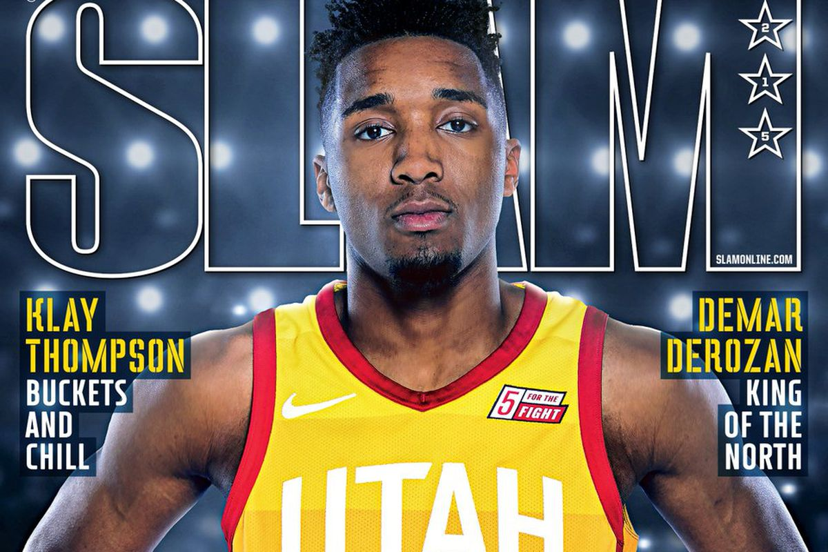 Donovan Mitchell Stats Nba >> Donovan Mitchell featured on SLAM cover, starring in new docu-series - Card Chronicle