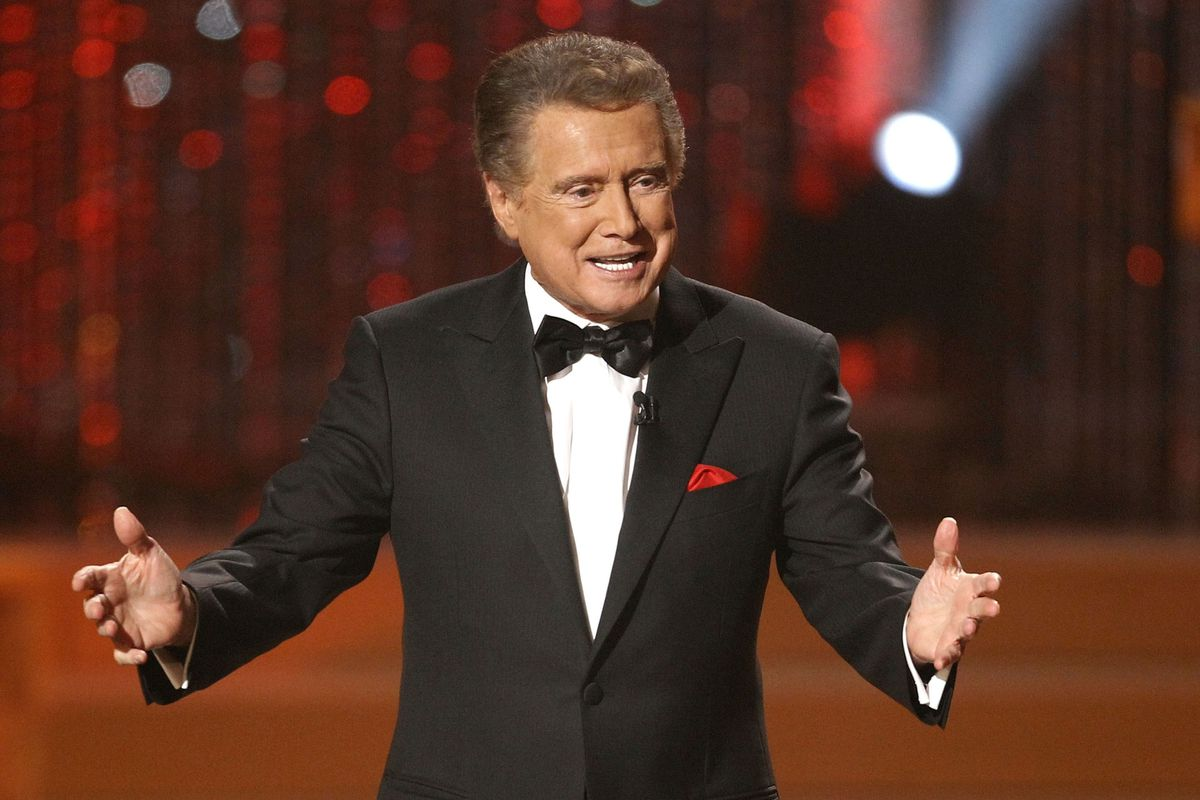 Regis Philbin dies — TV host was 88 - Chicago Sun-Times