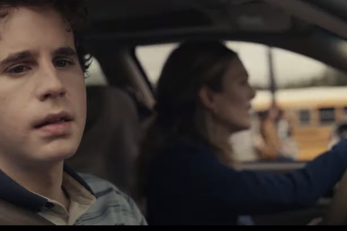 """Ben Platt appears in the first trailer for """"Dear Evan Hansen."""" which hits theaters Sept. 24."""