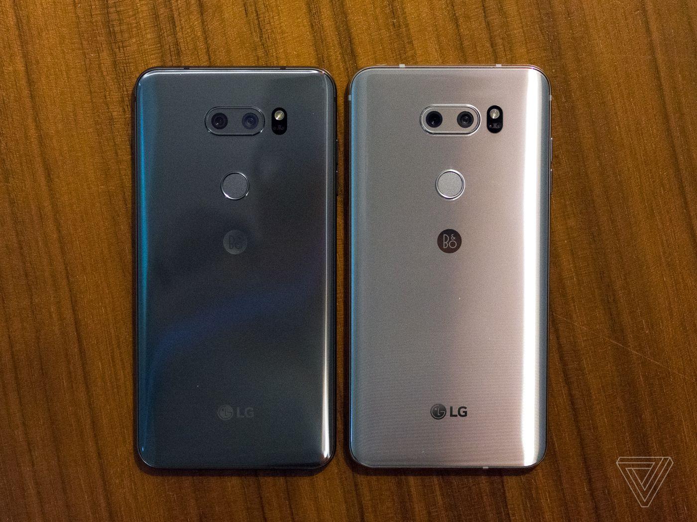 LG's V30S ThinQ is a V30 with more RAM and AI - The Verge