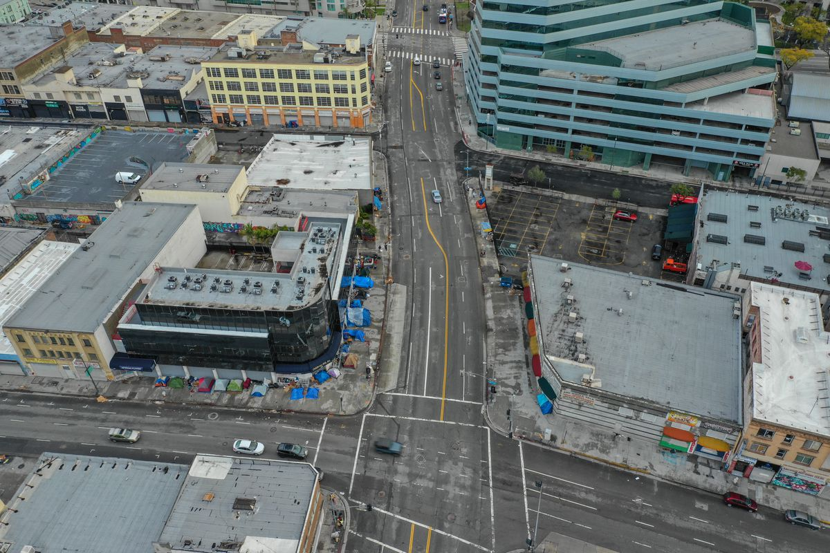Should all of Skid Row be rezoned strictly for affordable