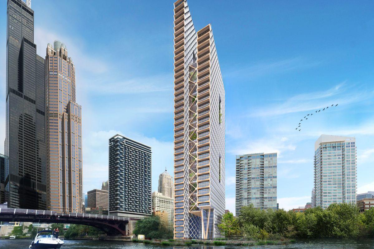 Future Steel Buildings Apartment