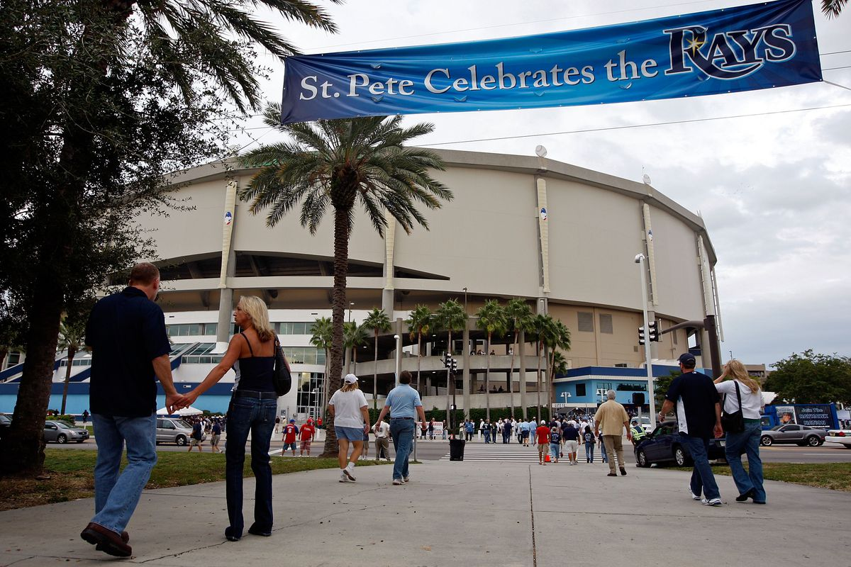 World Series: Philadelphia Phillies v Tampa Bay Rays, Game 1