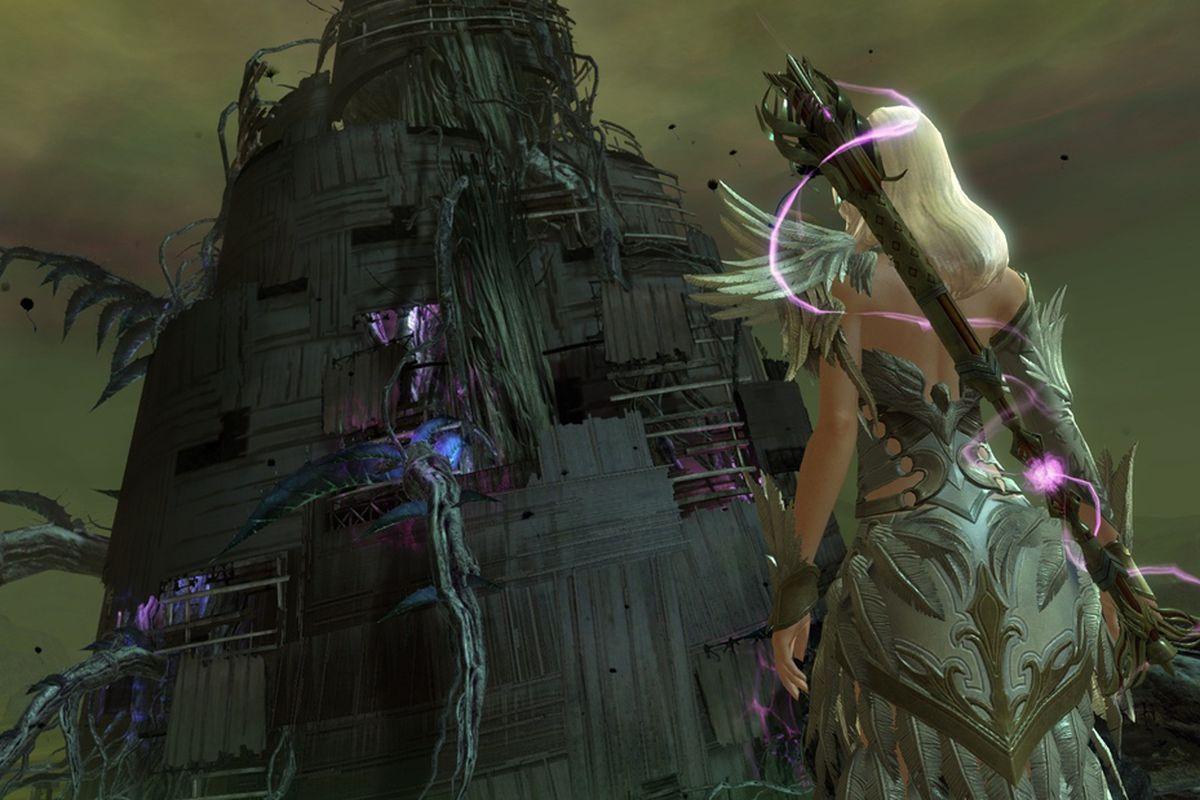 Guild Wars 2 Halloween festivities continue next week with eerie ...