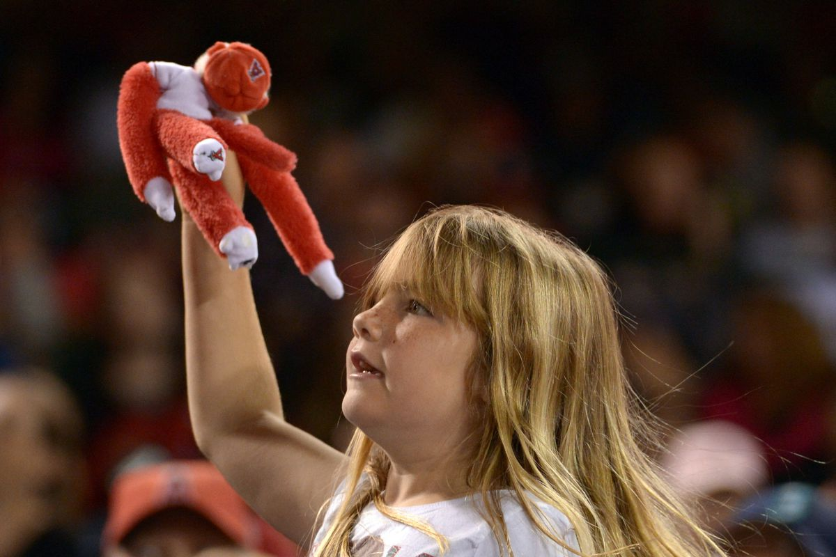 BELIEVE IN THE POWER OF THE RALLY MONKEY