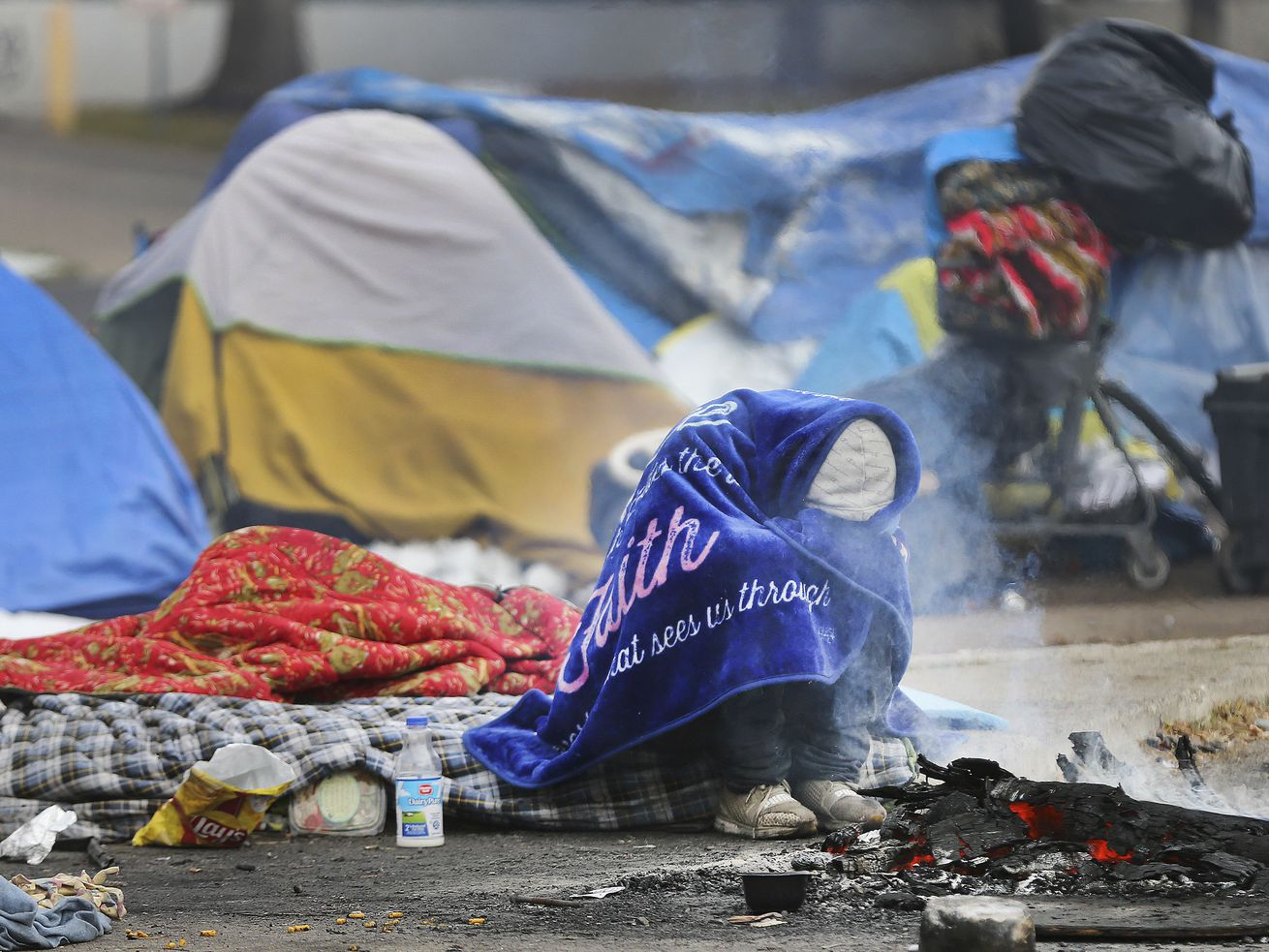 In our opinion: Winter is here, and Utah's homeless need help