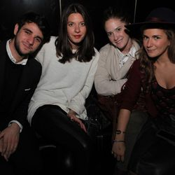 Josh Yentob, Kate Mester, Esty O., and Claire Distenfeld of Best New Store nominee Fivestory